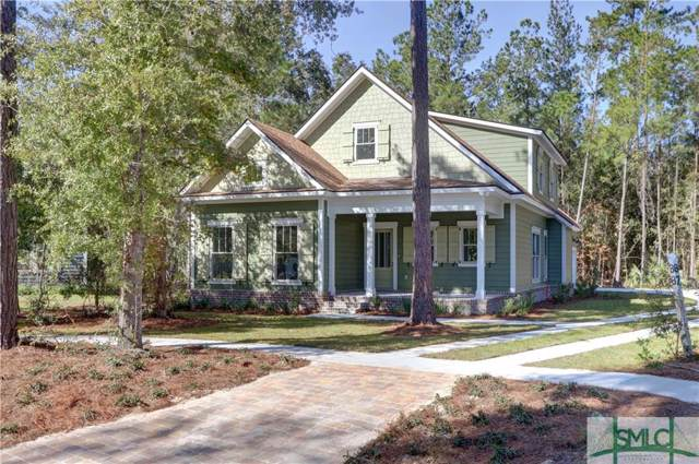 120 Palmer Place Lane NE, Ludowici, GA 31316 (MLS #215739) :: The Randy Bocook Real Estate Team