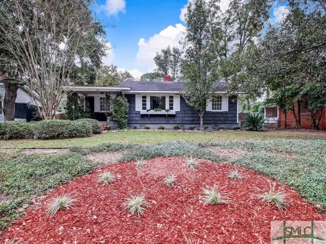 100 Pine Valley Road, Savannah, GA 31404 (MLS #215757) :: RE/MAX All American Realty