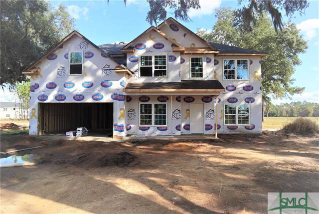 12 Huntington Drive NE, Ludowici, GA 31316 (MLS #215784) :: The Sheila Doney Team