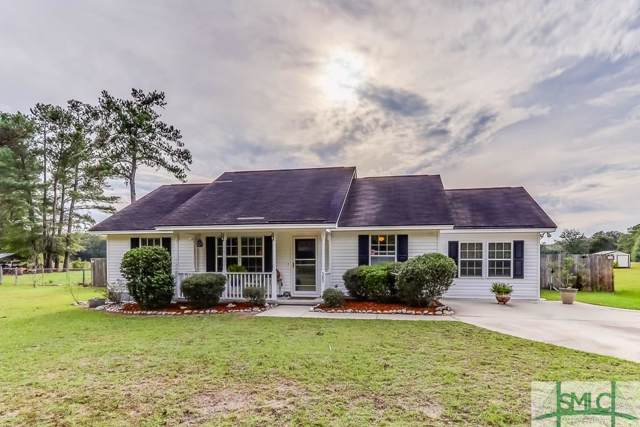 389 Archer Road, Guyton, GA 31312 (MLS #215800) :: The Arlow Real Estate Group