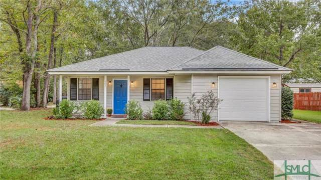 607 Ryan Lane, Pooler, GA 31322 (MLS #215823) :: The Arlow Real Estate Group