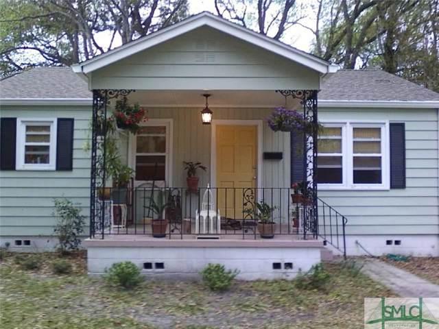 311 E 66th Street, Savannah, GA 31405 (MLS #215855) :: Liza DiMarco