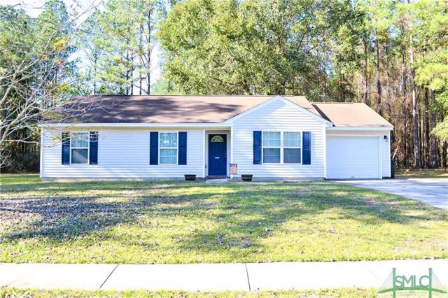 438 Shadowbrook Circle, Springfield, GA 31329 (MLS #215946) :: The Arlow Real Estate Group