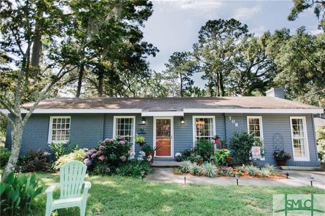 708 Walthour Road, Savannah, GA 31410 (MLS #216030) :: Coastal Savannah Homes