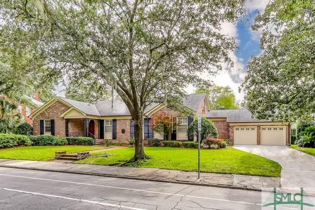 605 Washington Avenue, Savannah, GA 31405 (MLS #216080) :: Liza DiMarco