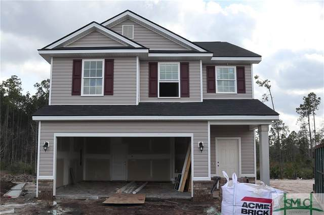 1750 Wiregrass Way, Hinesville, GA 31313 (MLS #216087) :: McIntosh Realty Team