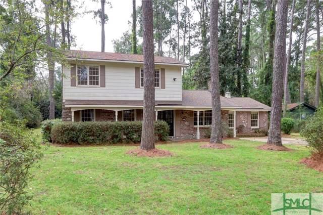 27 Mcintosh Drive, Savannah, GA 31406 (MLS #216141) :: Liza DiMarco
