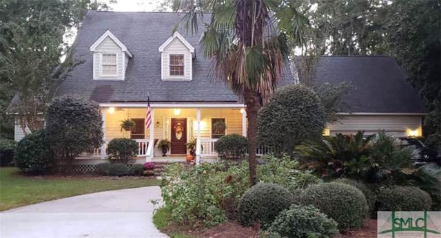 234 Wiley Bottom Road, Savannah, GA 31411 (MLS #216161) :: The Randy Bocook Real Estate Team