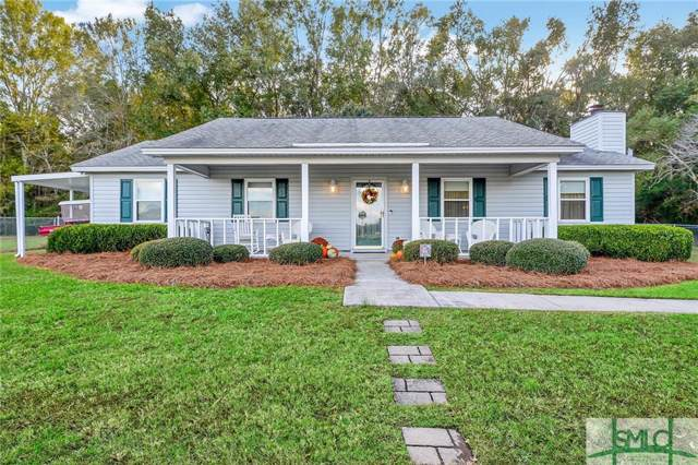 331 Buckhalter Road, Savannah, GA 31405 (MLS #216268) :: Robin Lance Realty