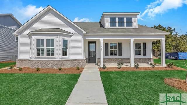 505 Lakeside Boulevard, Port Wentworth, GA 31407 (MLS #216303) :: Heather Murphy Real Estate Group