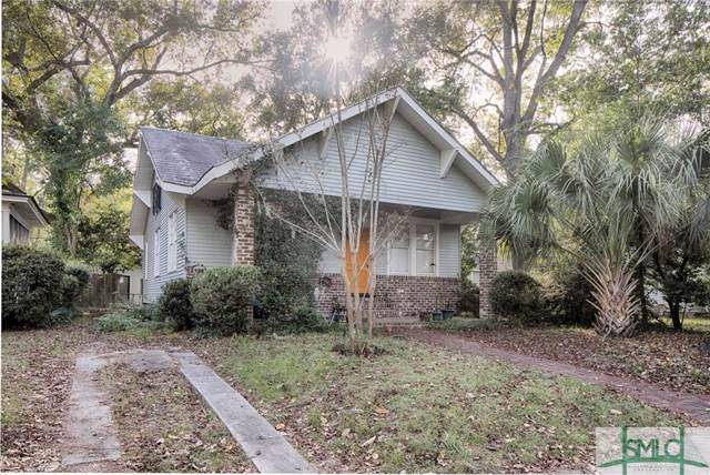 307 E 48th Street, Savannah, GA 31405 (MLS #216382) :: The Randy Bocook Real Estate Team