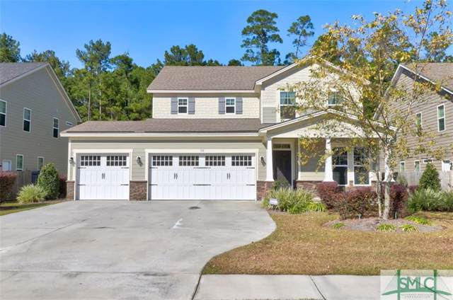 152 Tahoe Drive, Pooler, GA 31322 (MLS #216400) :: The Sheila Doney Team