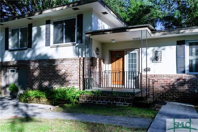 110 Harlan Drive, Savannah, GA 31406 (MLS #216437) :: Liza DiMarco