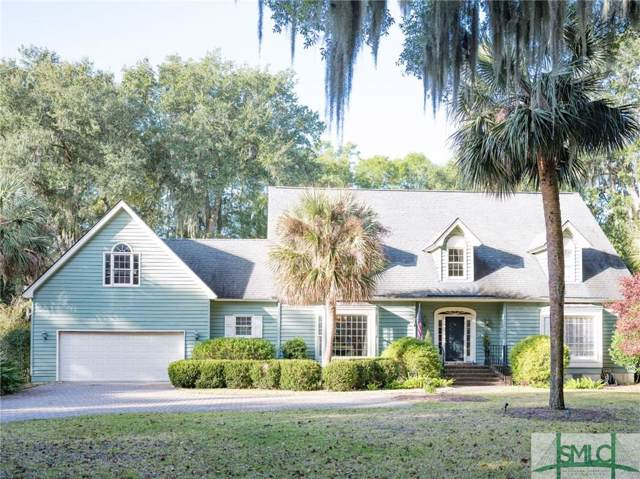 179 Yam Gandy Road, Savannah, GA 31411 (MLS #216498) :: Liza DiMarco