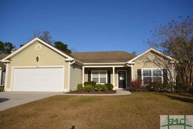 63 Gateway Drive, Pooler, GA 31322 (MLS #216532) :: The Arlow Real Estate Group