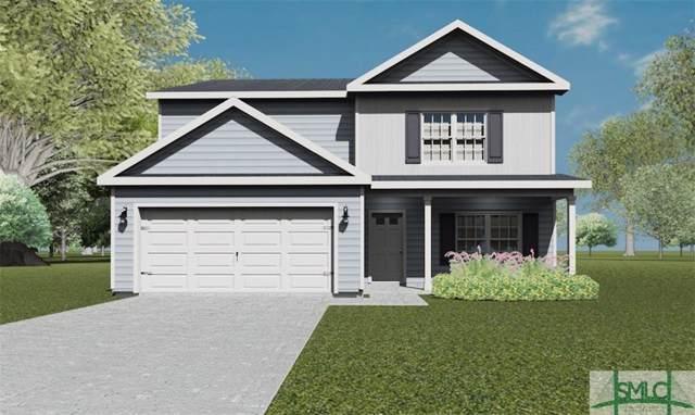 11 Wiregrass Way, Savannah, GA 31419 (MLS #216535) :: The Arlow Real Estate Group