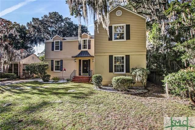 911 Goebel Street, Savannah, GA 31404 (MLS #216537) :: Bocook Realty