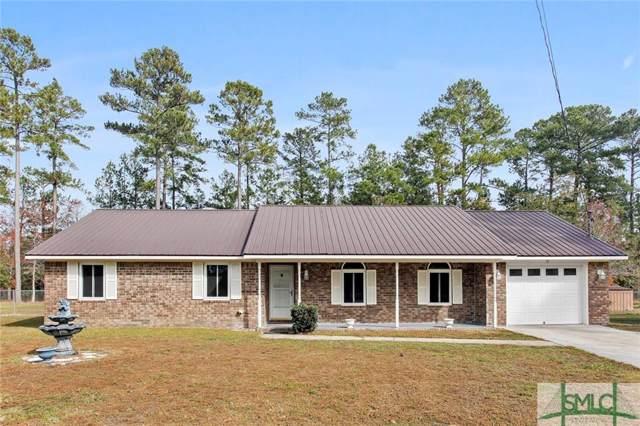 356 Bright's Lake Road, Hinesville, GA 31313 (MLS #216575) :: The Arlow Real Estate Group