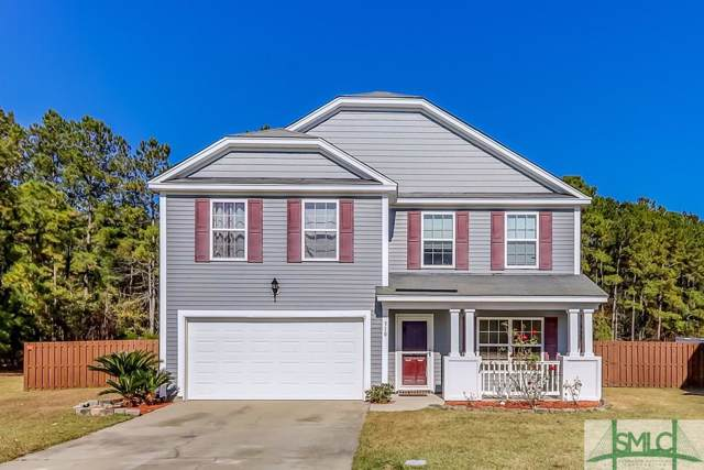310 Winchester Drive, Pooler, GA 31322 (MLS #216648) :: The Arlow Real Estate Group