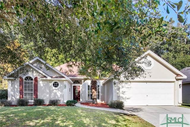 192 Junco Way, Savannah, GA 31419 (MLS #216660) :: The Arlow Real Estate Group
