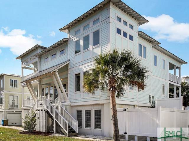 8 Village Place B, Tybee Island, GA 31328 (MLS #216664) :: The Arlow Real Estate Group