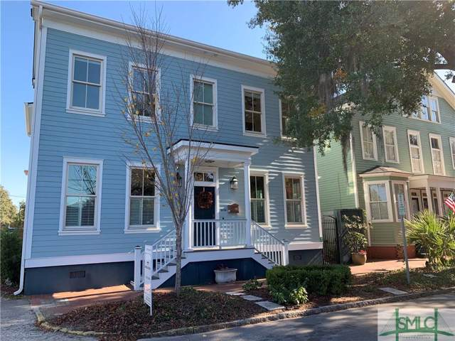 212 Houston Street, Savannah, GA 31401 (MLS #216673) :: Heather Murphy Real Estate Group