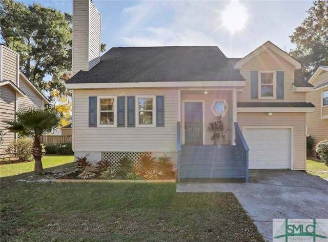 507 Pointe North Drive, Savannah, GA 31410 (MLS #216688) :: The Arlow Real Estate Group