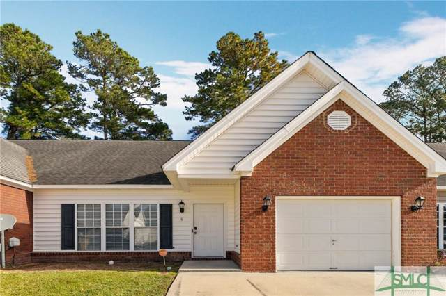 6 Crossing Drive, Richmond Hill, GA 31324 (MLS #216713) :: The Arlow Real Estate Group