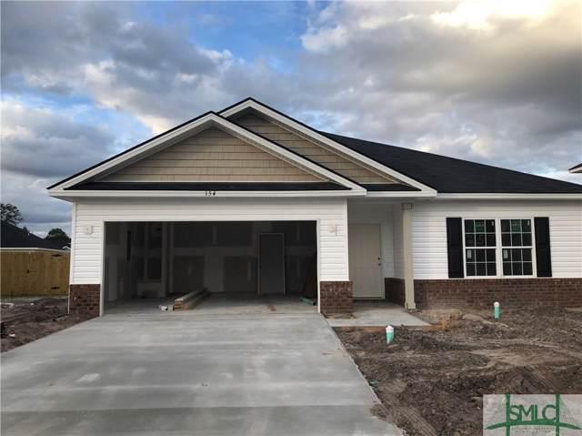 154 Alcott Circle, Hinesville, GA 31313 (MLS #216763) :: Coastal Homes of Georgia, LLC