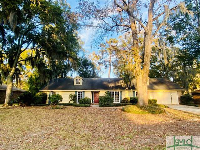 112 Steerforth Road, Savannah, GA 31410 (MLS #216805) :: Teresa Cowart Team