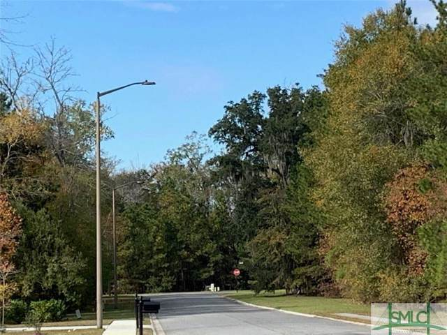 101 Lindenhill Lane, Savannah, GA 31405 (MLS #216855) :: The Randy Bocook Real Estate Team