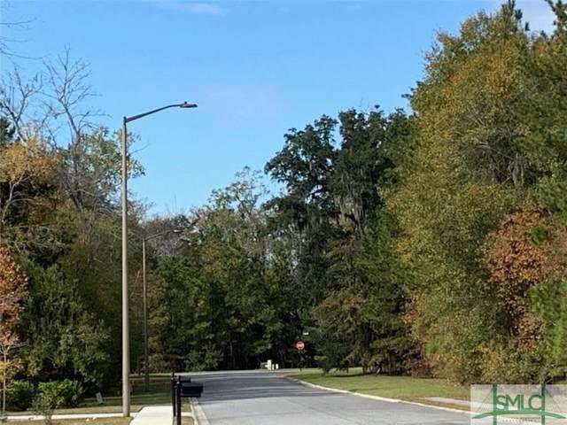 6 Lindenhill Court, Savannah, GA 31405 (MLS #216856) :: The Randy Bocook Real Estate Team