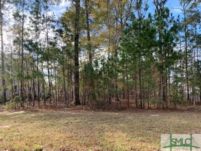 169 Trail Creek Lane, Savannah, GA 31405 (MLS #216866) :: The Randy Bocook Real Estate Team
