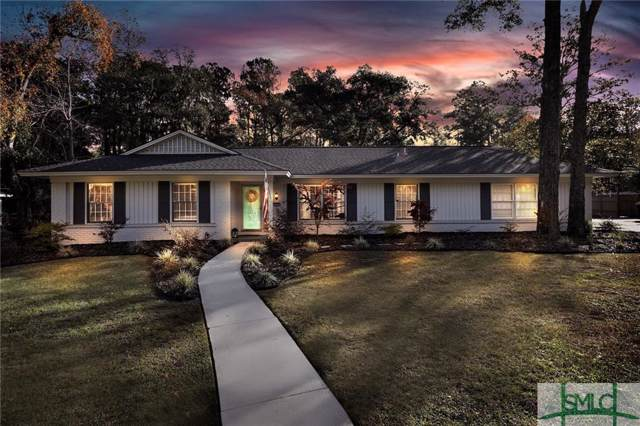 1121 Wilmington Island Road, Savannah, GA 31410 (MLS #216893) :: Teresa Cowart Team