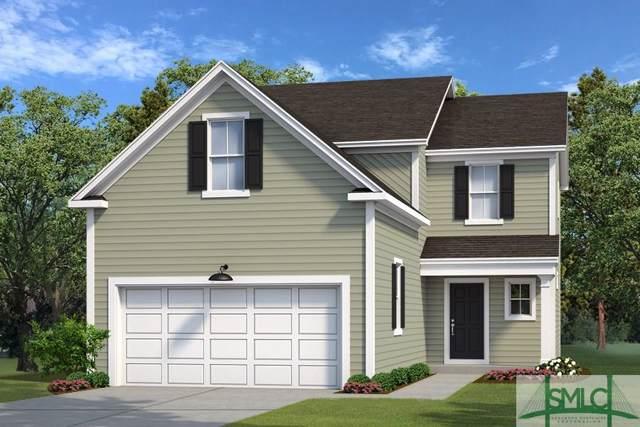 107 South Trail Way, Pooler, GA 31322 (MLS #216937) :: The Randy Bocook Real Estate Team