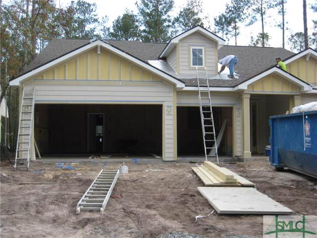 28 Telfair Drive, Richmond Hill, GA 31324 (MLS #216963) :: The Arlow Real Estate Group
