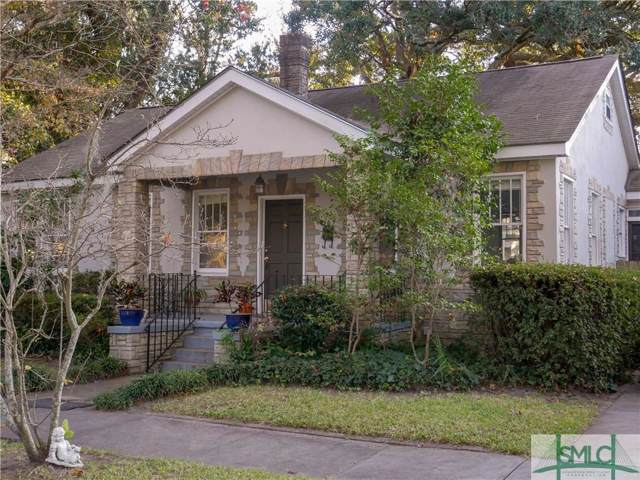 1309 E 50th Street, Savannah, GA 31404 (MLS #217025) :: Teresa Cowart Team