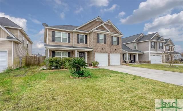 37 Miller Pond Road, Port Wentworth, GA 31407 (MLS #217121) :: The Randy Bocook Real Estate Team