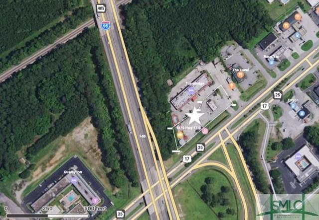 4110 Us Highway 17 Highway, Richmond Hill, GA 31324 (MLS #217148) :: Barker Team   RE/MAX Savannah