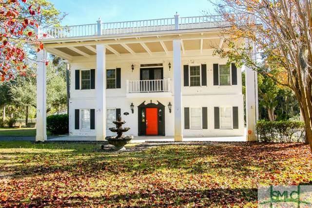 101 Brevard Court, Savannah, GA 31410 (MLS #217159) :: Teresa Cowart Team
