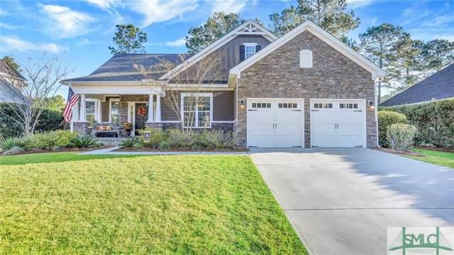 222 Claremont Way, Pooler, GA 31322 (MLS #217241) :: Heather Murphy Real Estate Group