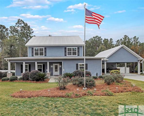 107 Cornerstone Drive, Springfield, GA 31329 (MLS #217262) :: The Arlow Real Estate Group
