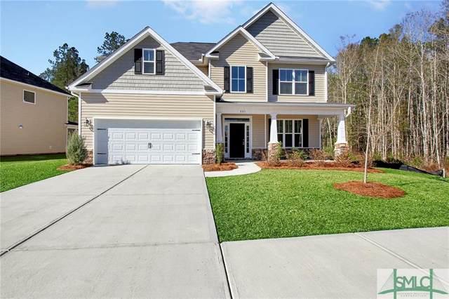 301 Coconut Drive, Bloomingdale, GA 31302 (MLS #217311) :: Bocook Realty