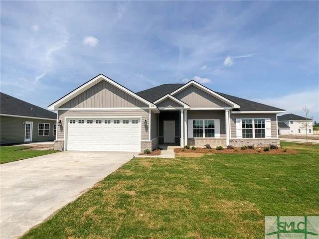 658 Burke Drive #207, Hinesville, GA 31313 (MLS #217333) :: The Arlow Real Estate Group