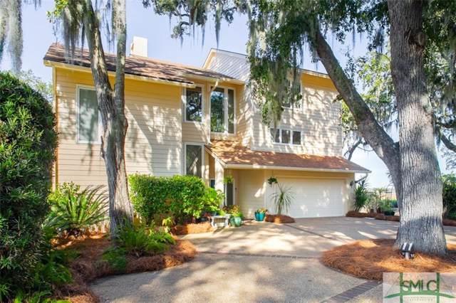 11 Westferry Court, Savannah, GA 31411 (MLS #217470) :: The Arlow Real Estate Group