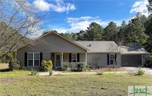 101 Bark Drive, Springfield, GA 31329 (MLS #217476) :: The Arlow Real Estate Group