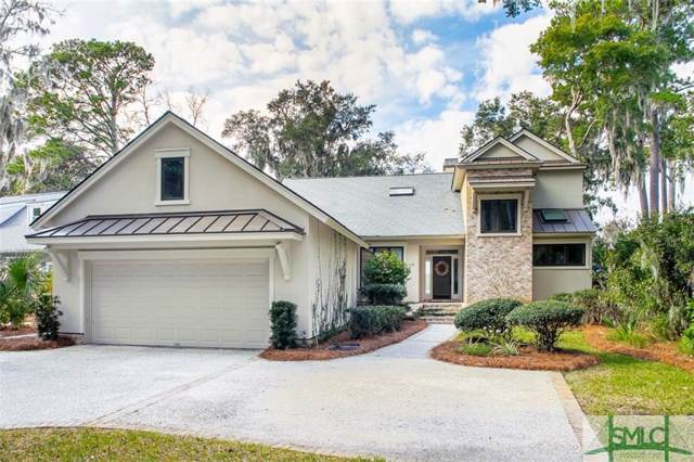 33 Peregrine Crossing, Savannah, GA 31411 (MLS #217482) :: The Arlow Real Estate Group