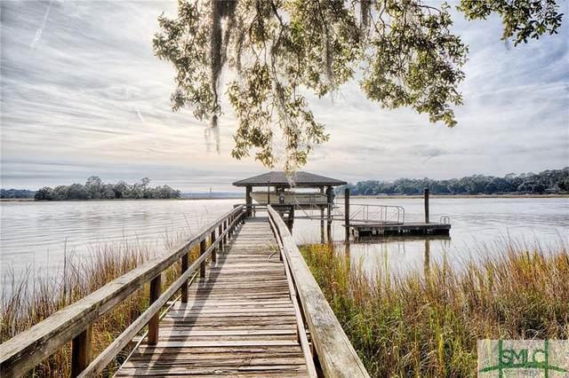 817 Dancy Avenue, Savannah, GA 31419 (MLS #217554) :: Heather Murphy Real Estate Group