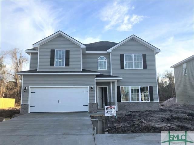 118 Brasher Drive #614, Hinesville, GA 31313 (MLS #217600) :: The Arlow Real Estate Group