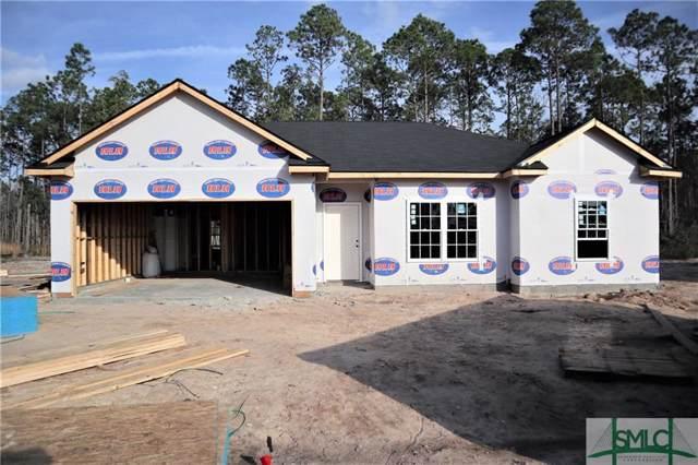 1055 Sweetbay Court, Hinesville, GA 31313 (MLS #217636) :: Coastal Homes of Georgia, LLC